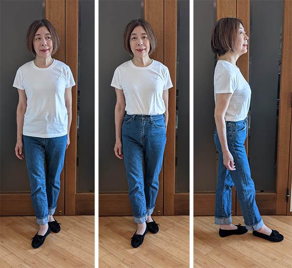 流行した昭和の白Tシャツ VS 令和の白Tシャツ