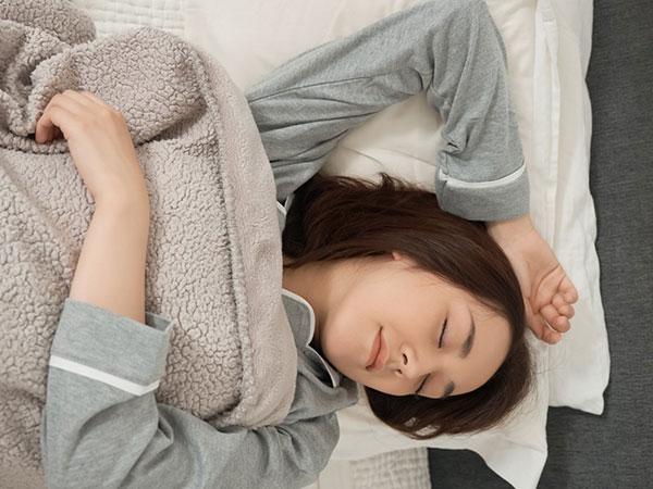 """ぐっすり安眠で痩せ体質へ""""ながら睡眠美容"""""""