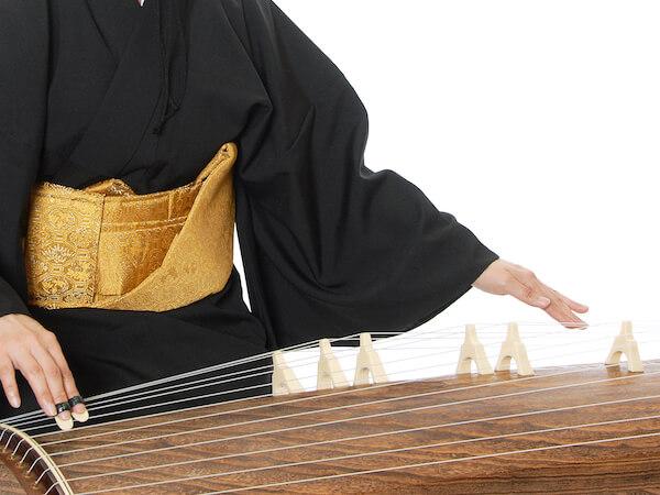 琉球箏曲「ならかた節」をお箏で弾いてみました