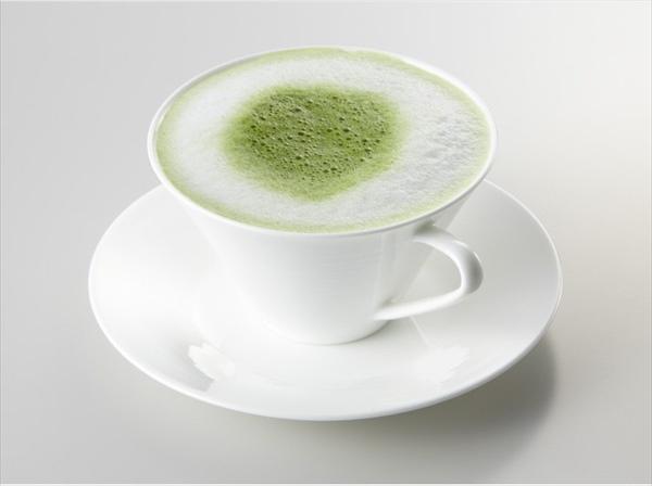 抹茶ドリンクレシピ1:抹茶ラテ