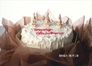 クリスマスにケーキを食べるのは日本だけ?