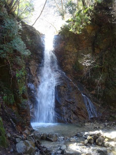 男滝・女滝(長野県・木曽郡)