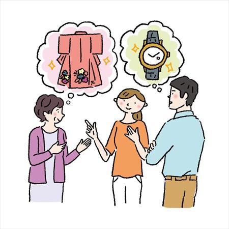 片付けの前に家族で話し合いをすることが大切