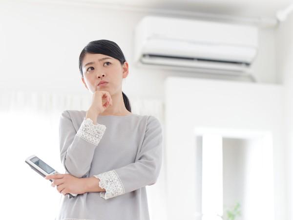 エアコンにカビが生えてるって本当?