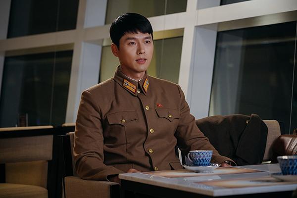 「愛の不時着」ヒョンビン演じるリ・ジョンヒョク