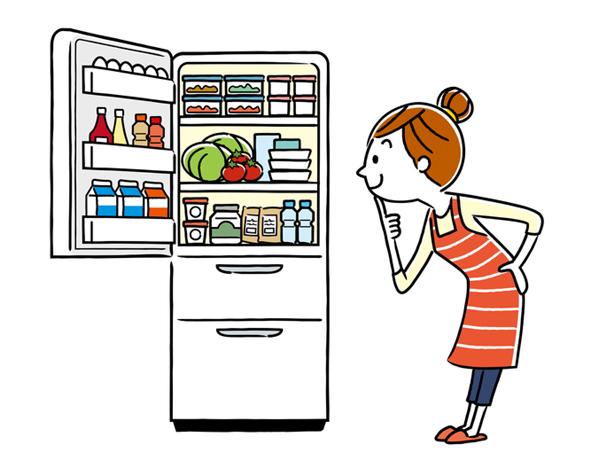被災したら、冷蔵庫の食材をうまく使い切ろう