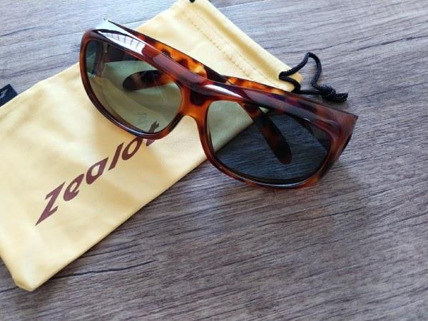 機能性と軽さを兼ね備えたサングラスを購入