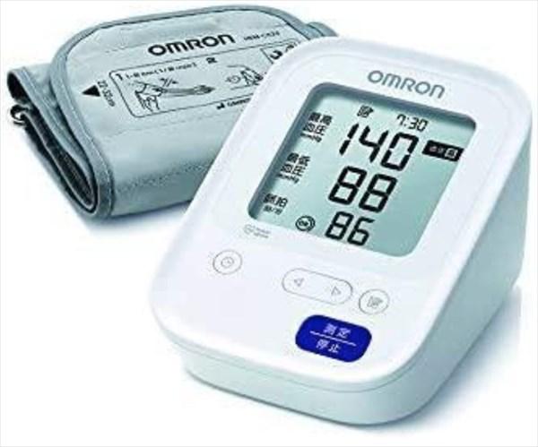 おすすめの血圧計:オムロン・上腕式(カフ式)血圧計