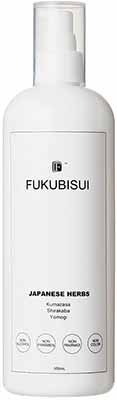 福美水 FUKUBISUI 顔 からだ用化粧水 植物エキス配合 ポンプタイプ 500ml
