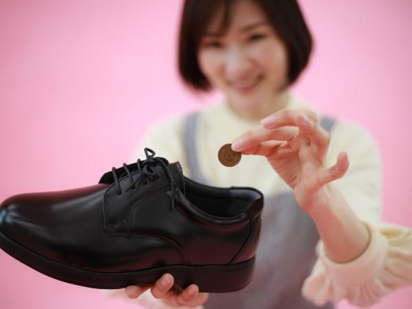 10円玉で靴の臭い消しができるって本当!?