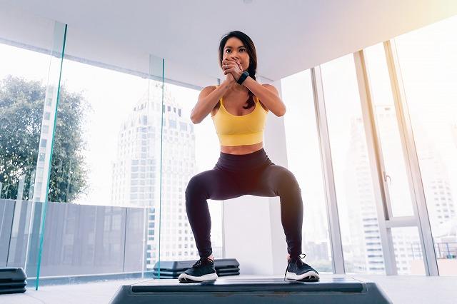 筋トレは基礎代謝を上げるのに効果的!