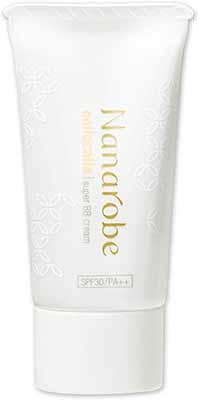 敏感肌に最適「Nanarobe (ナナローブ) スーパー BBクリーム SPF30 PA++」