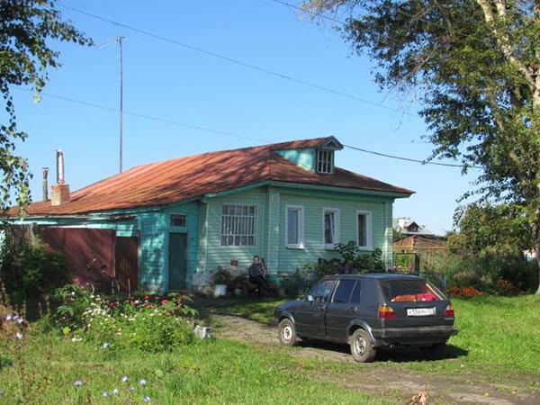 一般的な住宅