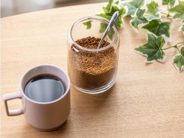 インスタントコーヒーをおいしく入れるコツ
