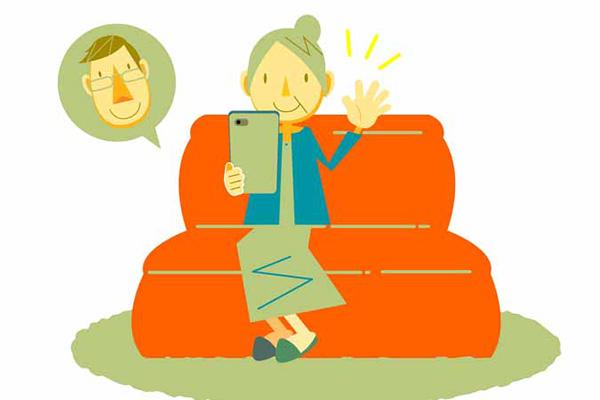 遠距離介護の親、認知症の親を詐欺被害から守る方法