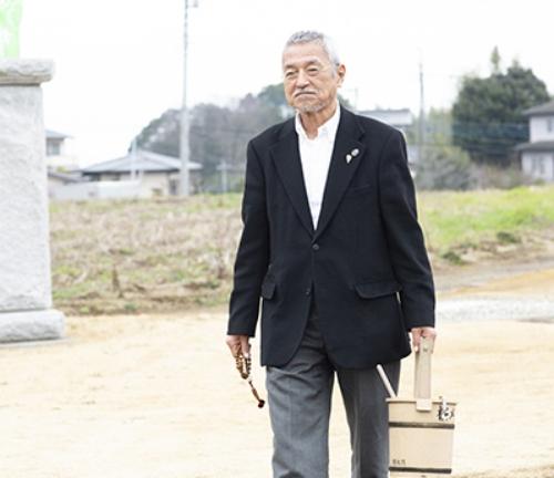 小倉昭男さん(70歳)