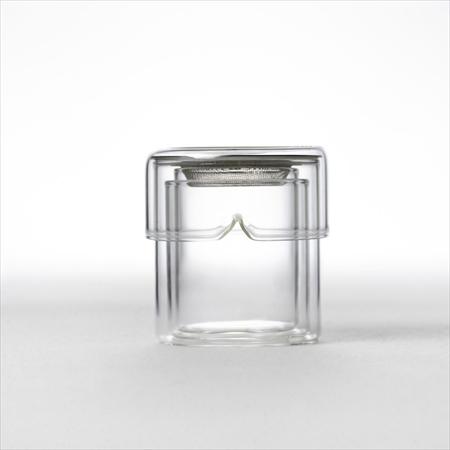 耐熱ガラス製「Ocha SURU? Glass Kyu su」