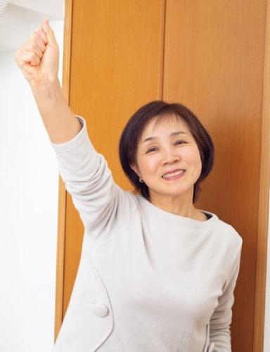 荘司善美さん(62歳)