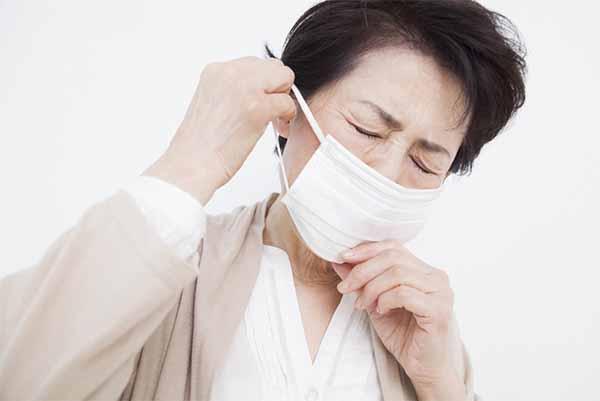マスクによる肌荒れにも要注意!