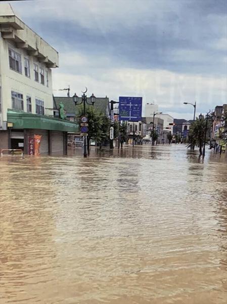 豪雨被災から7か月たった今もまだ