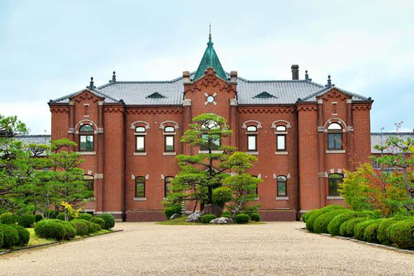 奈良少年刑務所(2017年の廃庁後は旧奈良監獄と名称を変更)