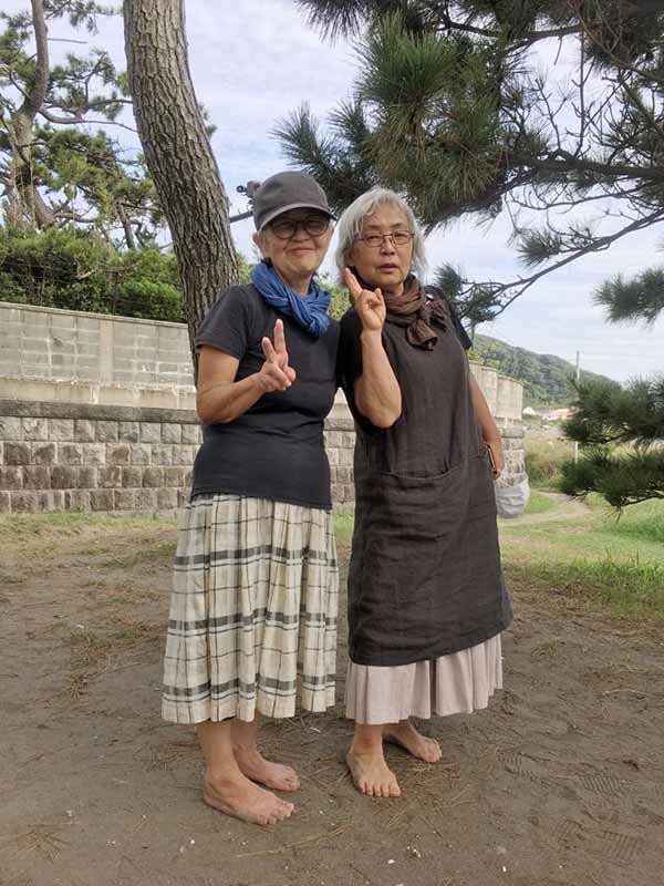 iori暁美さんと五月さん