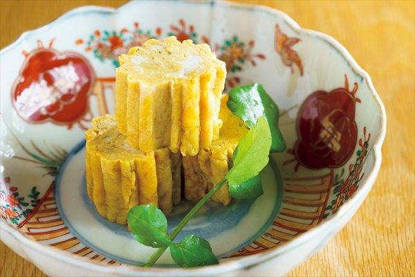 横山タカ子さんのお茶うけレシピ:ちょっとおめかし卵焼き