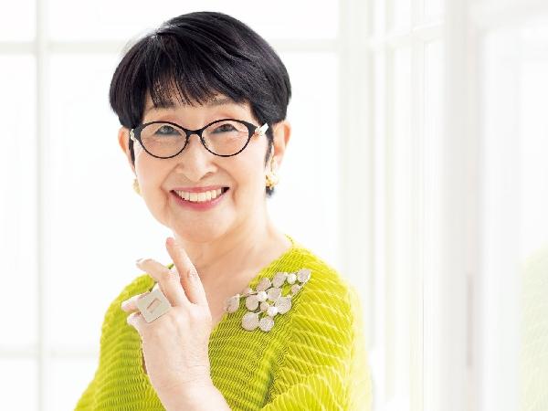 83歳の美容研究家・小林照子さん
