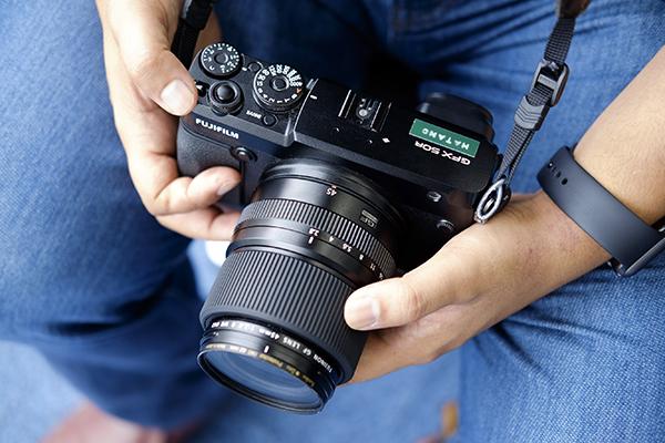 幡野広志さんのカメラ