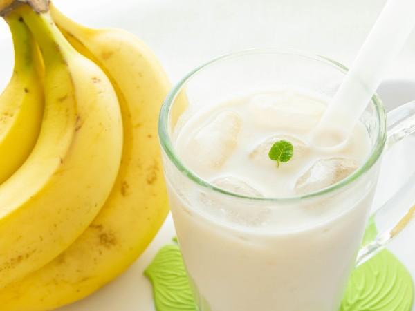 美容と健康にいい! バナナジュースの作り方とは?