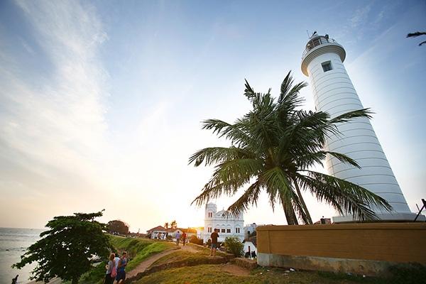 世界遺産の街「ゴール」と灯台