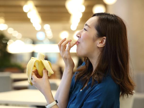 運動以外にもあるバナナを食べるメリット