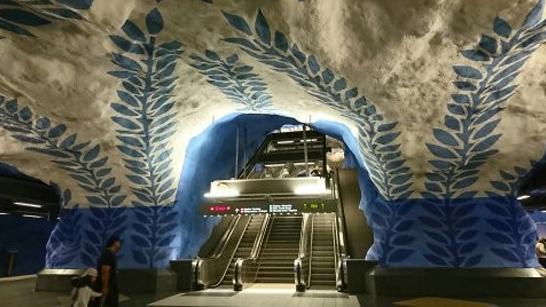 T-セントラルレン駅。