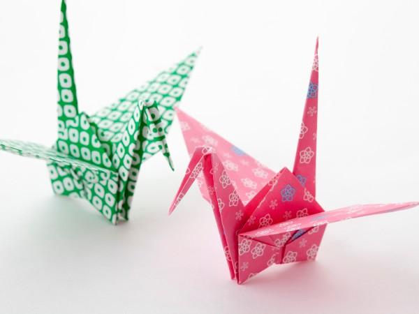 折り鶴や千羽鶴に込められた意味とは?