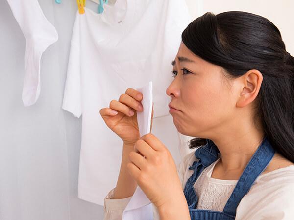 シーツ、枕に加齢臭が残らないようにする洗濯方法は?