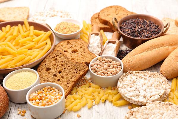 小麦関連食品を取らないグルテンフリー生活を実践中