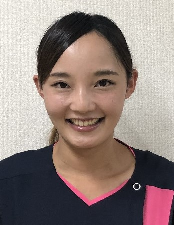 かわかみ整形外科クリニック 理学療法士 徳嶋美希さん