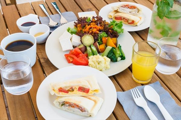 五島牛を使ったBBQや施設内にあるレストラン「TAOFLAT」を利用することも可能