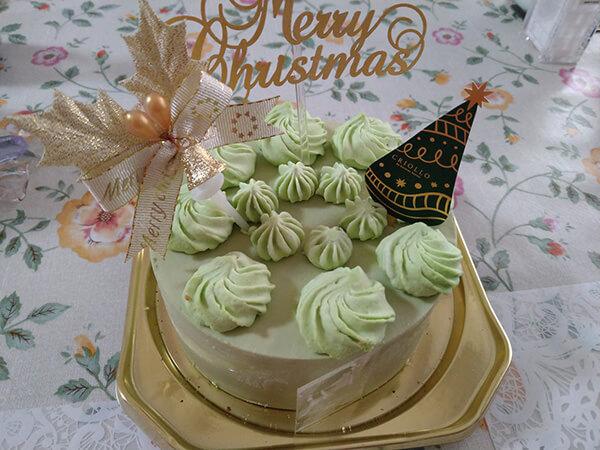 洋菓子店クリオロの糖質制限ケーキ