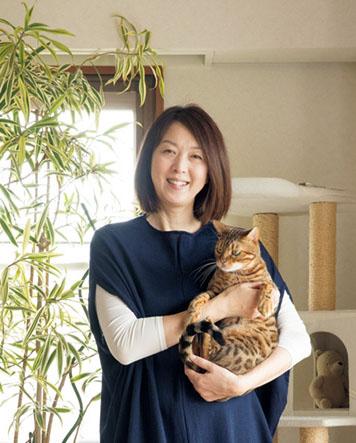 浜崎ひろ子さん(52歳)神奈川県