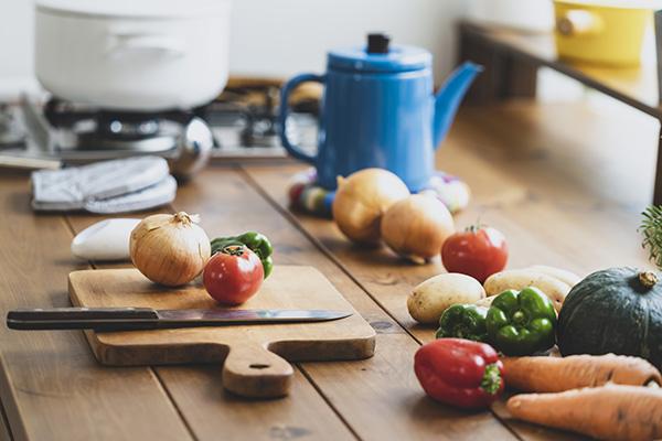 育児中に学んだ食の安全を守りながら自炊生活
