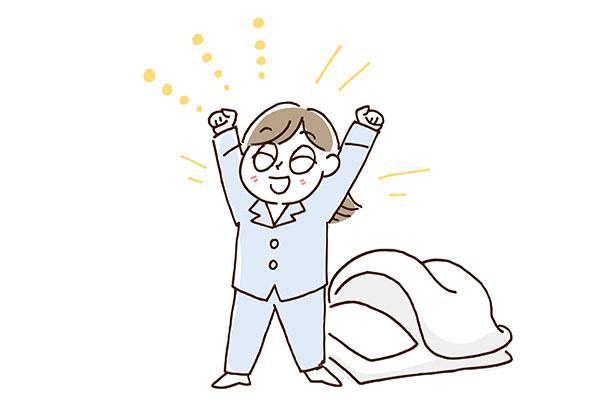 8つの睡眠負債の解消方法