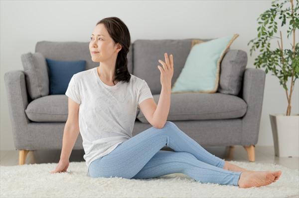 在宅ストレス解消へ:健康維持編