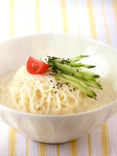 のどごしのよい麺を使った簡単!韓国料理レシピ