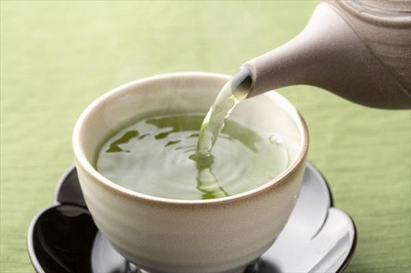 カテキンを多く抽出する緑茶の入れ方