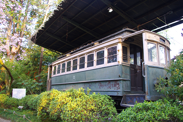チンチン電車と呼ばれた日本最古の電車