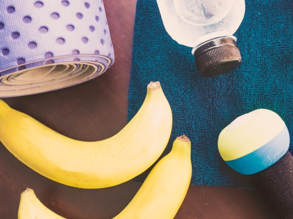 運動する人にいい!バナナの効果とは?
