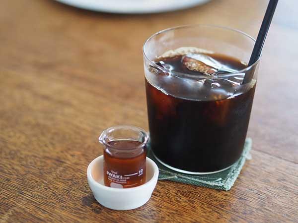 沼津のカフェawatenbouのコーヒー