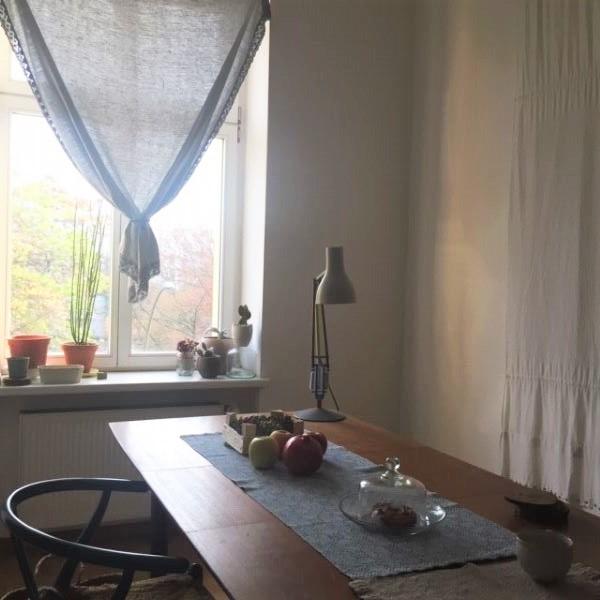 小川糸さんのドイツの家。自分好みの快適な空間を作った