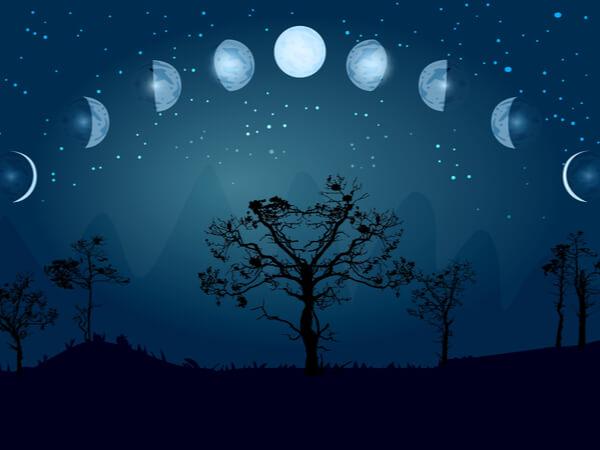 上弦の月とは?
